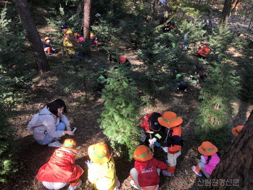 구미관리소 유아숲체험원 숲가꾸기 행사 (8).jpg