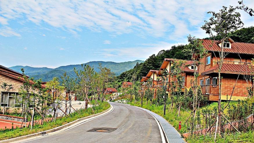 (사진1) 국립산림치유원 문필마을.JPG