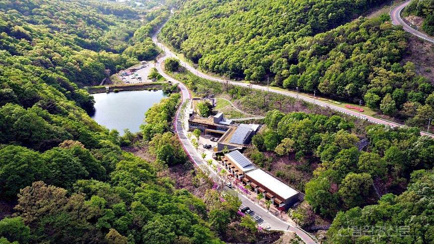(사진3) 국립칠곡숲체원 전경.JPG